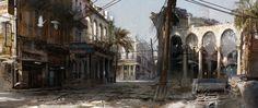 Street by TitusLunter.deviantart.com on @deviantART