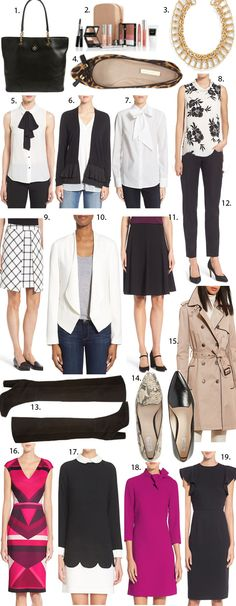 Best Workwear from the Nordstrom Anniversary Sale