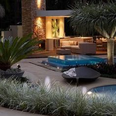 night in your own private oasis  ~~  gorgeous!!