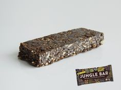 Crowbar Protein is raising funds for Jungle Bar: The Insect Powered Protein Bar on Kickstarter! Jungle Bar is a delicious protein bar made with dates, sunflower, sesame & pumpkin seeds, chocolate and cricket flour! Protein Power, Protein Bars, Cricket Flour, Insects, Pumpkin, Chocolate, Desserts, Food, Future