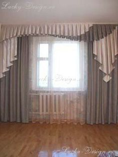 Curtain Designs, Under Stairs, Window Treatments, Windows, Curtains, Living Room, Bedroom, Simple, Interior