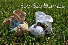 Boo Boo Bunnies — Phar-MA