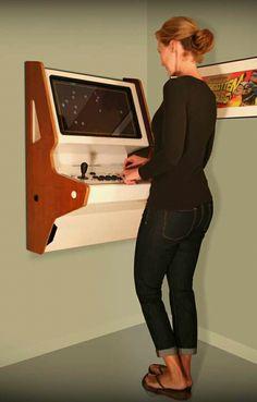 Personal Project - In-Home Arcade Pi Arcade, Arcade Bartop, Arcade Room, Arcade Stick, Arcade Games, Arcade Table, Gaming Cabinet, Diy Arcade Cabinet, Arcade Console