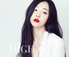 Sulli. Choi JinRi