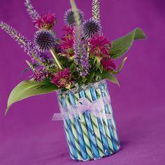 Candy Stick Vase