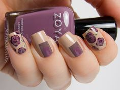 Zoya Natural Collection Swatch, Review, Nail Art Designs - Manicurator