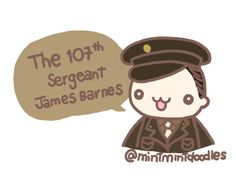 Told you all the Bucky and Seb photos on my phone are for research and for art :3 #BuckyBarnes #SergeantJamesBarnes