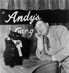 """""""Andys Gang"""" with Andy Devine..."""
