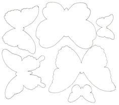 Free Printable Crazy Quilt Patterns | Butterflies a Flutter Baby Quilt Pattern…