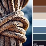 Knot Dramatic color scheme from Clever Chameleon
