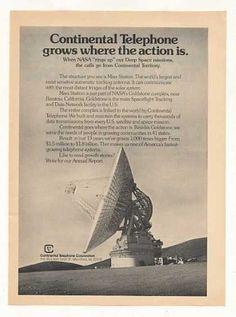 Vintage Communications Ads of the Old Ads, Telephone, Mars, 1970s, Vintage, Ants, Phone, March, Old Advertisements