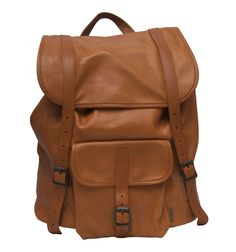 A form stable backpack with surface-stitched pocket. Inner pocket in the bag. Carrying handle.Made from naturally tanned reindeer leather. The backpack is made in Swedish Lapland above the Arctic Circle in Sattajärvi shoemaking. High quality, treated to withstand moisture, made in Sweden. Dimensions; Height 33 cm, width 30 cm, depth 18 cm,volumeabout 20 liters.