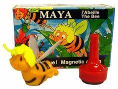 maya l'abeille magnétique