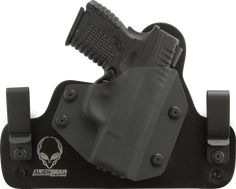 Springfield XDs 3.3 IWB Holster (Inside the Waistband) this is the one I have.