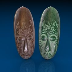 Ceremonial Masks 3D Model - 3D Model