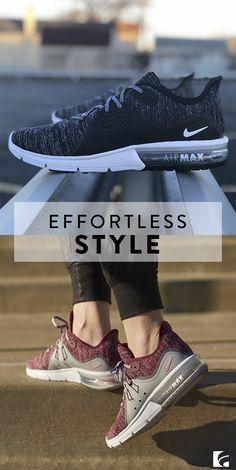 66e9db96a261 Looking cool is as simple as lacing up these shoes. Shop the Nike Air Max