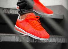 lowest price 69101 f311b Chaussure Nike Cortez Ultra BR Breathe Total Crimson (homme) (1)