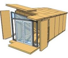 Image Result For Sip Panel Extension Sips Panels Sip House House Extensions