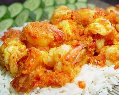 Red Chili Shrimp- close to Red Lobster's Sweet Chili Shrimp appetizer.