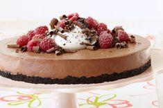 Dessert à la mousse au chocolat