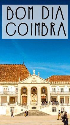 As-tu déja entendu parler de Coimbra? Allez on t'emmène! Algarve, Portugal Travel, Solo Travel, Travel Inspiration, Road Trip, Europe, Islands, Santa, Porto