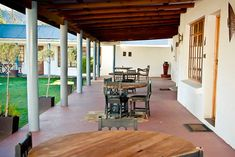 Kronenhoff Guest House - Accommodation in Kirkwood. Elephant Park, Cape Dutch, House Beds, Bed And Breakfast, Hospitality, Hardwood, Pergola, Relax, Rooms