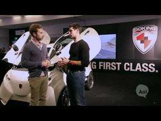 Top 10 Tech Cars 2012