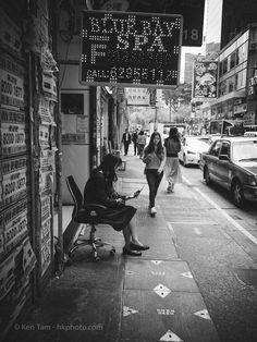 Hong Kong from Ken Tam's Diary