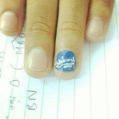 Shawol nail for a friend :)