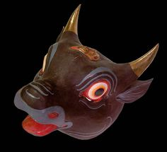 Bali Cow Mask | Flickr - Photo Sharing!