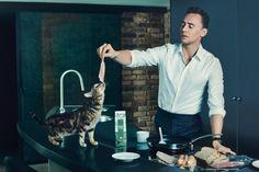 Tom Hiddleston for ShortList Magazine