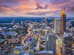 Georgia. Atlanta