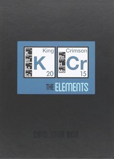 Limited box set containing two CD history of King Crimson featuring many extracts and tracks appearing on CD for the first time. Packaged in DVD sized fold-out digipak style book case with 24 page booklet. Originally available only at concert venues on King Crimson's sold out European 2015 tour, The Elements tour box was devised specifically for the 2015 King Crimson tour and as a companion volume to the highly successful 2014 tour box. The depth and variety of King Crimson's archives allows…