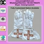 MASONIC GLOVES MASONIC ORDER OF ST THOMAS OF ACON CEREMONIAL GAUNTLETS MASONIC REGALIA Full Customized option available  our email: rizwan@youngbirdent.com Website: www.youngbirdent.com Cell/whatsapp/Viber: 0092-322-7954478