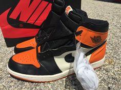 """Nike Air Jordan Retro 1 """"SBB"""" Sz. 12"""
