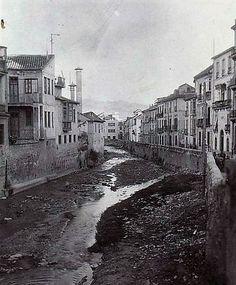 Acera del Darro, 1936
