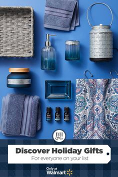 Discover gifts they'll love, at a price you'll love even more from Better Homes & Gardens at Walmart! #holiday #christmas #giftidea #giftsunder25 #giftsforher #giftsforhim #giftguide #giftgiving #gifts #presents #christmaspresents #christmasgiftideas #christmasgift #homegift #hostessgiftidea