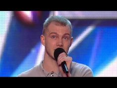 Ed Drewett's - Britain's Got Talent 2014.  ****Love his voice.  Love the song he wrote and performed.  Love, love, love this guy!