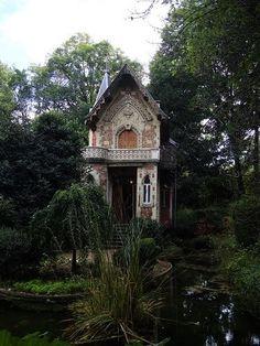 Tuhaf Evler - En güzel evler 12