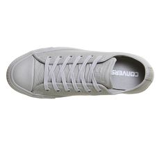 Grey Mono Exclusive Converse All Star Low Leather From Office Co Uk