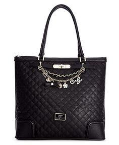 GUESS Handbag, Amour Tote - Guess - Handbags & Accessories - Macy's
