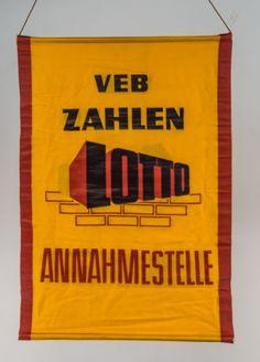 """DDR Museum - Museum: Objektdatenbank - """"Lotto"""" Copyright: DDR Museum, Berlin. Eine kommerzielle Nutzung des Bildes ist nicht erlaubt, but feel free to repin it!"""