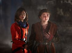 Maisie Williams Meets Doctor Who in The Girl Who Died?Watch the Sneak Peek | E! Online Mobile