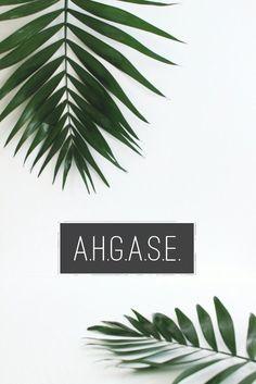AHGASE 4 LIFE