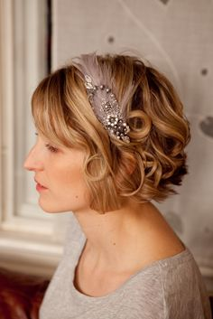 I like this hair piece Jaymee!