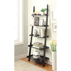 Beachcrest Home Merrimack Ladder Bookcase & Reviews | Wayfair