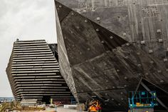 The new V&A museum in Dundee is a radical shape-shifter | WIRED UK