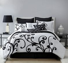 emmerson 10-pc. queen comforter set