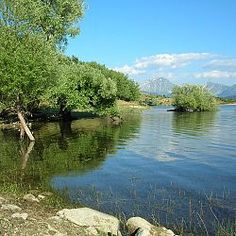 Lago di Campotosto - Abruzzo