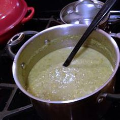 Tim Perry's Soup (Creamy Curry Cauliflower and Broccoli Soup)     I LOVE this. It's an easy way to get in some good vegetables in a great tasting way. It's great with rolls.